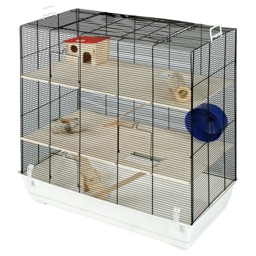 Small Pet Home Fun Area for Hamsters Gerbils and Mice