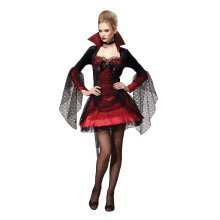 Dark Vampire Mistress Costume