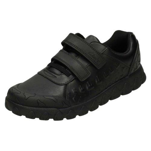 "Clarks Senior Boys School Chaussures /""Asher Stride/"""