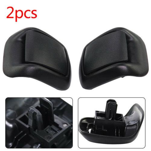 Right + Left Hand Front Seat Tilt Handles Black For FORD Fiesta MK6 2002-2008 UK