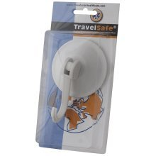 TravelSafe Removable Suction Cup with Hook