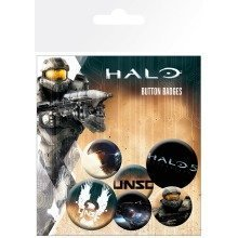 Halo 5 Mix Badge Pack