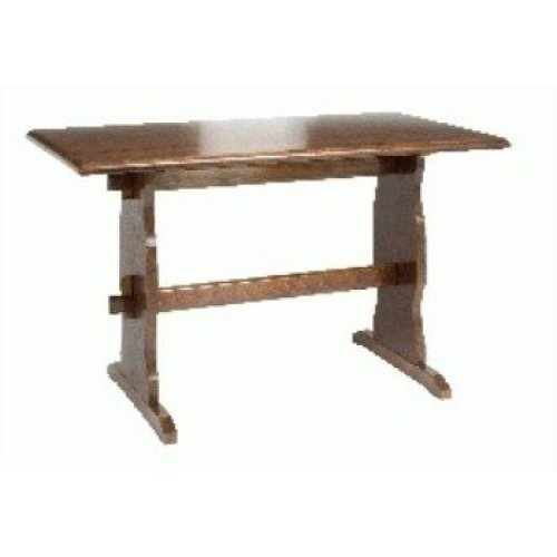 Yankee Wood Table Walnut Solid Hardwood 92 X 68