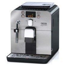 Gaggia Brera | Automatic Bean to Cup Espresso Machine - Silver