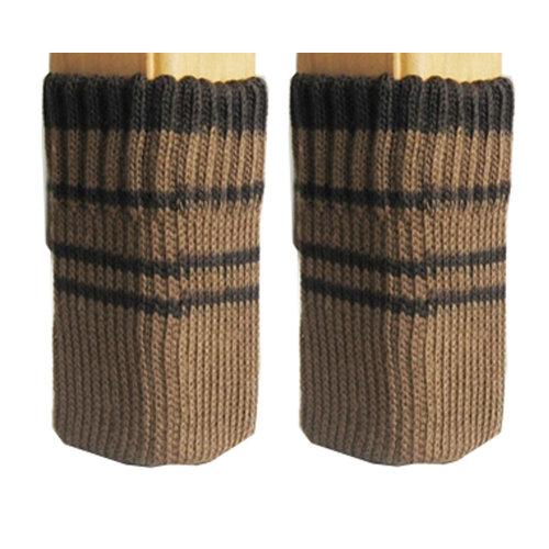 32 PCS Chair/Table Leg Pad Furniture Knit Socks Floor Protector,K