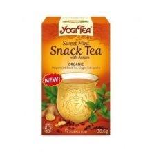 Yogi Tea - Organic Sweet Mint Tea 17 bags x 6