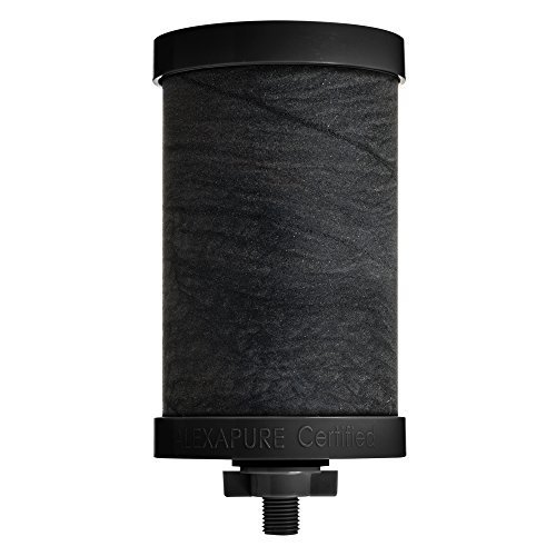 Alexapure Pro Filter Replacement 1 Filter Pack Black