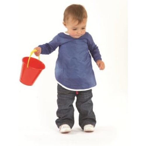 Baby Messy Play Aprons / Overalls Birth-12 Months