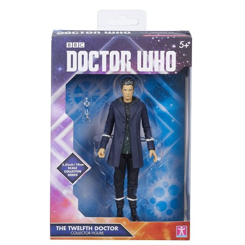 Doctor Who The Twelfth Doctor Action Figure - 06283
