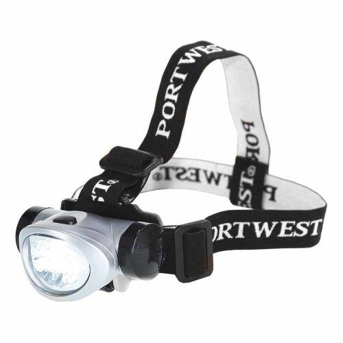sUw - Adjustable 40 Lumen LED Utility Head Light With Tilt Control