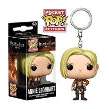 Attack on Titan - Annie Leonhart Pocket Pop! Keychain Funko