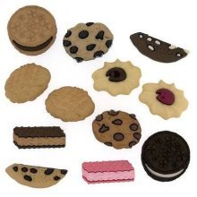 In The Cookie Jar - Novelty Craft Buttons & Embellishments by Dress It Up