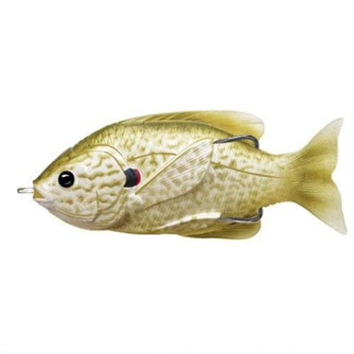 LiveTarget Lures SFH75T553 Sunfish Hollow Body