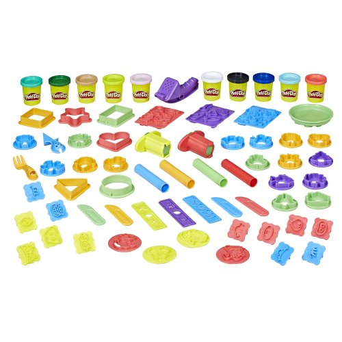 Play-Doh E2542F03 Party Crate Craft Set