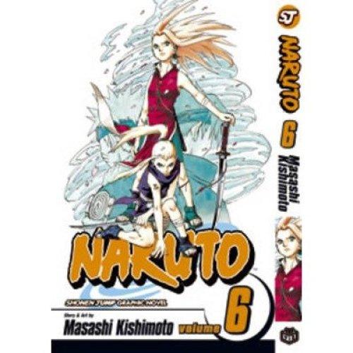 Naruto: Volume 6