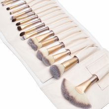 LaRoc 24pc Champagne Brush Set