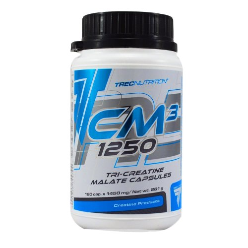 BEST WEIGHT GAIN TABLETS -- CM3 1250 x 180 capsules -- Best Tri Creatine Malate
