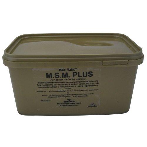 Gold Label M.S.M. Plus