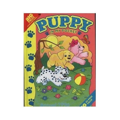 Puppy in My Pocket Annual 1996