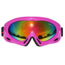 Sports Safety Sunglasses Antifog Eyewear Cycling Driving Skiing Goggles Rose