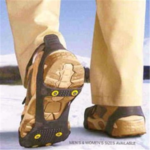 Bareground IG-100 No Slip Ice Grip shoes