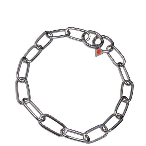 HS Sprenger Medium Link Stainless Steel Dog Collar
