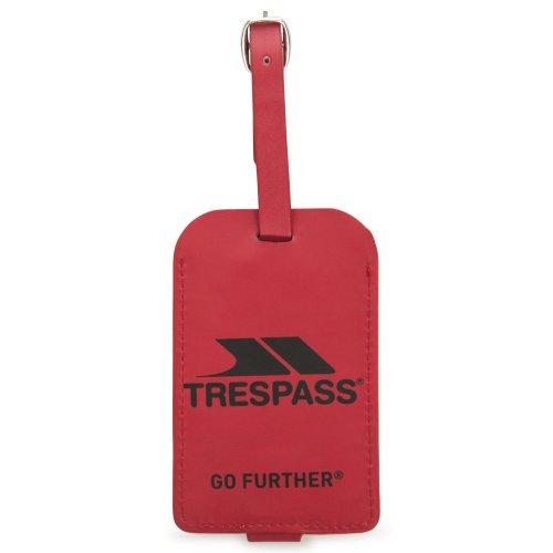 Trespass Flugtag Luggage Tag