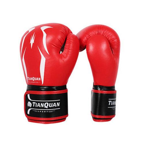 Strengthen Boxing Gloves Fighting Training Gloves red Sandbag Gloves