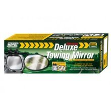 Universal Convex Caravan Mirror - Towing Maypole Deluxe Glass Extension Mp8327 -  mirror convex towing maypole deluxe glass caravan extension