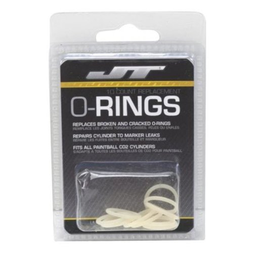 Empire 65015 Replacement Tank O-Rings 10Pk Fits Co2 And Hpa Tanks - 015-90 Urethane