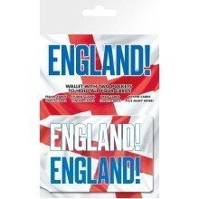 England Come on Travel Pass Card Holder