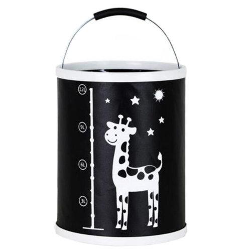 Portable Travel Wash Folding Bucket Multifunctional Collapsible Bucket-02