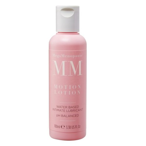 Megs Menopause Motion Lotion Water Based Intimate Lubricant 100ml