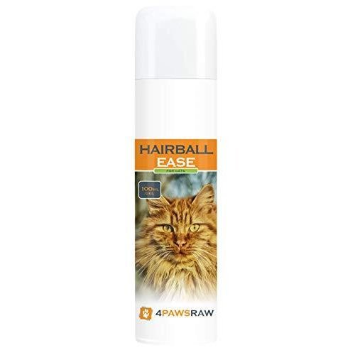 4PAWSRAW Vet Grade Hairball Ease for Cats