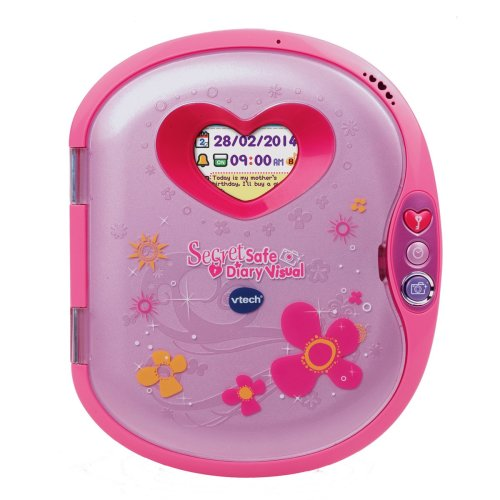 VTech Secret Safe Diary Visual | Kids' Electronic Journal