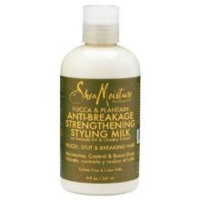 Shea Moisture Yucca & Plantain Strengthening Styling Milk 237ml