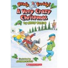 A Very Crazy Christmas (Ready, Freddy! (Paperback))