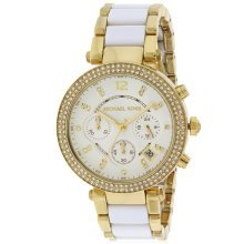 Michael Kors Parker Gold-Tone Ladies Watch MK6119