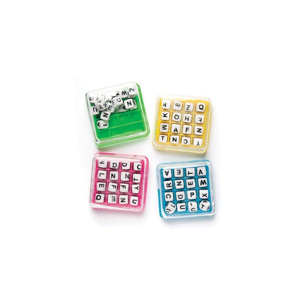 7e564d4764e0 Baker Ross Mini Word Games (Pack Of 4) For Party Bag Filler