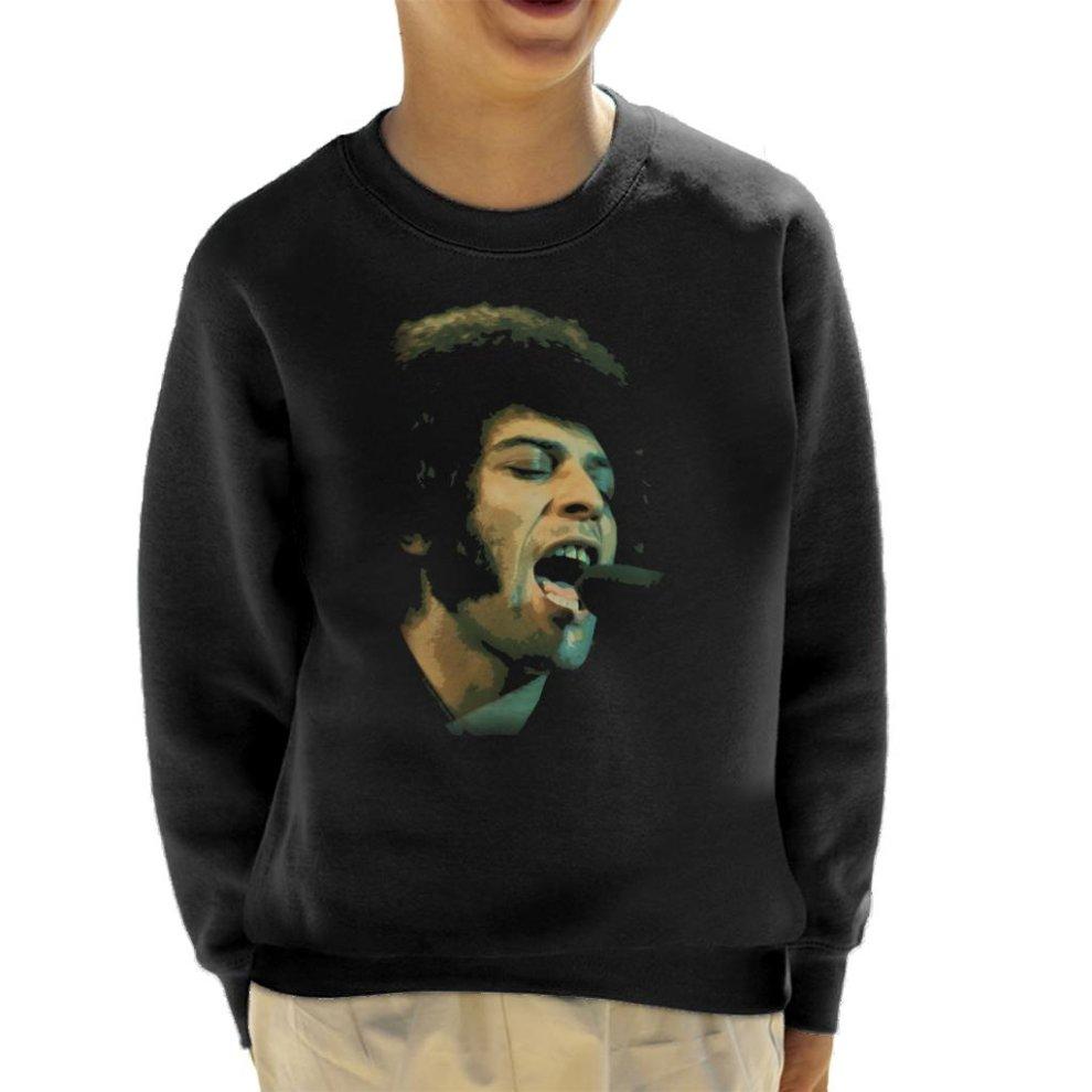 TV Times Ray Dorset Mungo Jerry Kid's Sweatshirt On OnBuy