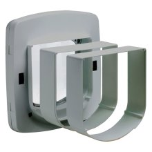 PetSafe Tunnel Extension for Cat Flap 350 Grey 5012