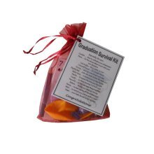 Graduation Survival Kit - Great novelty graduation gift / keepsake