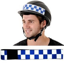 Equisafety Polite Reflective Hat Band