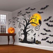 Family Friendly Halloween Scene Setters