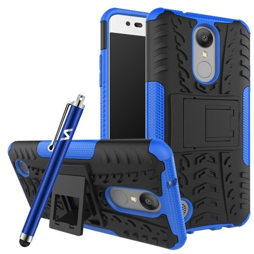 For LG K4 2017 Shockproof Hard Case Cover