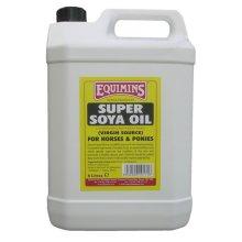 Equimins Soya Oil Virgin Jerrycan 5ltr
