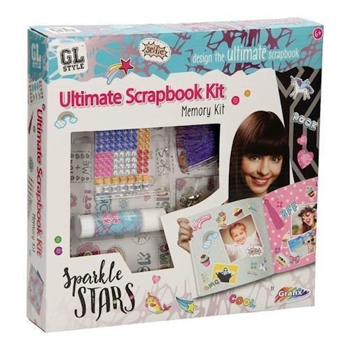 Grafix Design The Ultimate Scrapbook Kit - Memory Kit