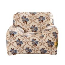 Fashional Floral Sofa/Armchair/Couch Slipcover for 90-140 CM Sofa
