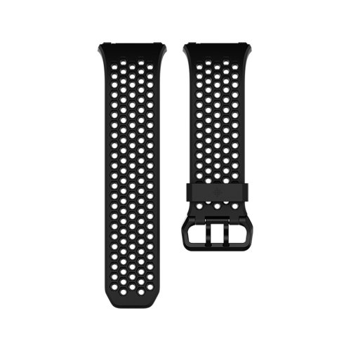 Fitbit Unisex Ionic Sport Band, Black, Small