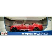 2016 Chevrolet Camaro SS Red 1/18 by Maisto 31689